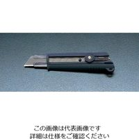エスコ(esco) 180mm カッターナイフ 10セット(10本) EA589BA(直送品)