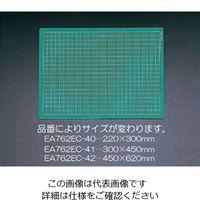 エスコ(esco) 450x620mm カッティングマット 1セット(2枚) EA762EC-42(直送品)