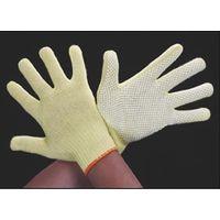 エスコ(esco) [L/230mm] 手袋(ケブラー/すべり止め付) 1セット(10双) EA354KA-18(直送品)