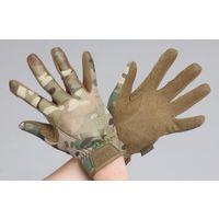 エスコ(esco) [L] 手袋・メカニック(合成革/迷彩) 1セット(3双) EA353BS-63A(直送品)