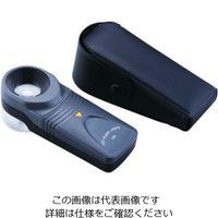 新潟精機 LEDフラッシュルーペ LFL-15 1セット(3個)(直送品)