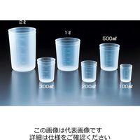 サンプラテック(SANPLATEC) PPディスカップ 300ml ※ケース販売(500入り) 01667c 1箱(直送品)