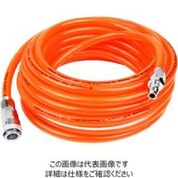 藤原産業 E-Value ウレタンエアホース 10mEAZ-110N EAZ-110N 8.5 1本(10m)(直送品)