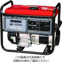 やまびこ 新ダイワ ガソリンエンジン発電機 2.2kVA(50Hz) EG2600-A 1台 221-0890(直送品)