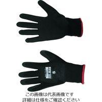 富士手袋工業 富士手袋 プレミアムフィットマン 黒 S 25-13-S 1双 195-1426(直送品)