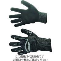 富士手袋工業 富士手袋 ナックルアーマーC4 黒 L 9900-BK-L 1双 194-9984(直送品)