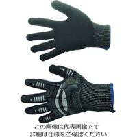富士手袋工業 富士手袋 ナックルアーマーC4 黒 M 9900-BK-M 1双 194-9985(直送品)