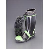 エスコ(esco) 29.0cm 安全長靴(ポリエステル網入) 1セット(2足) EA998XZ-29(直送品)