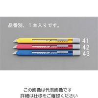 エスコ(esco) 140mm カッターナイフ(スリム/青) 1セット(30個) EA589AS-43(直送品)