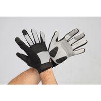 エスコ(esco) [M] 手袋(合成皮革) 1セット(4双) EA353GA-121(直送品)
