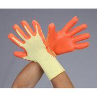 エスコ(esco) ケブラー手袋 (天然ゴムコーティング) 1セット(3双) EA354KA-41(直送品)
