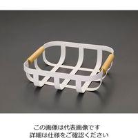 エスコ(esco) 235x220x 60mm バスケット(スチール製) 1セット(4個) EA951FE-141(直送品)