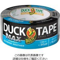 エスコ(esco) 48mmx 18m 屋外用強力テープ(耐侯/防水)[DUCK 1セット(10巻) EA944RS-41A(直送品)