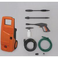 アイリスオーヤマ 高圧洗浄機 FBN-601HG-D オレンジ 1台(直送品)