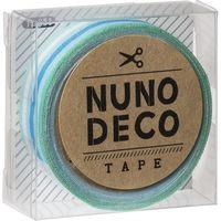 KAWAGUCHI ヌノデコテープ 1.5cm×1.2m なつやすみ 11-856 1セット(3個)(直送品)
