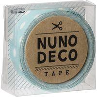 KAWAGUCHI ヌノデコテープ 1.5cm×1.2m ラムネ 11-862 1セット(3個)(直送品)