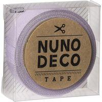 KAWAGUCHI ヌノデコテープ 1.5cm×1.2m あじさい 11-869 1セット(3個)(直送品)