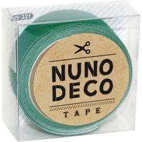 KAWAGUCHI ヌノデコテープ 1.5cm×1.2m はっぱ 15-221 1セット(3個)(直送品)