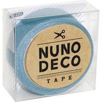 KAWAGUCHI ヌノデコテープ 1.5cm×1.2m ふゆのそら 15-222 1セット(3個)(直送品)