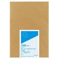 コクヨ 上質方眼紙 B4 ブルー刷(1mm方眼) ホ-14 1セット(500枚:100枚×5束)(直送品)