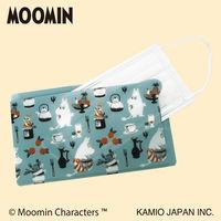抗菌マスクファイルケース ムーミン クッキング カミオジャパン マスクケース