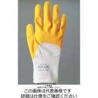 勝星産業 イエローグラブ(M) 371986 1セット(20双)(直送品)