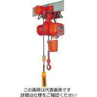 象印チェンブロック 高頻度電気チェーンブロック 電動トロリ結合式 DAM型・DBM型 DBM-2.5-6 1個(直送品)