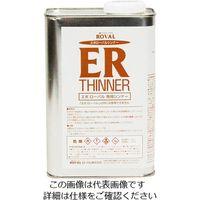 ローバル(ROVAL) エポローバルシンナー 1L 4934798040015 1セット(6000mL:1000mL×6缶)(直送品)