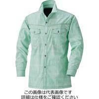 村上被服 ワイヤー入りシャツ メロン 3L 0023-58-3L 1枚(直送品)