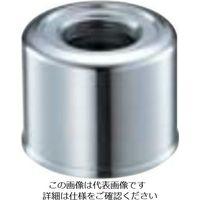 日研工作所 JタイプTINベアリングSKナット(GH対応) SKN-6WKJ(GH) 1個(直送品)