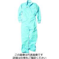 クレヒフク スポーツ長袖ツナギ服 ライトブルー LL 809-34-LL 1枚(直送品)