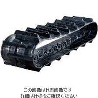 丸中ゴム工業 コンバインクローラー MKR06-38 1個(直送品)