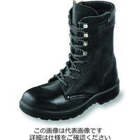 エンゼル ポリウレタン2層安全長編靴(樹脂先芯) EEE 25.5cm AZ511-25.5 1足(直送品)