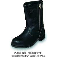 エンゼル チャック付安全半長靴(鋼脂先芯) EEE 29.0cm CH311-29.0 1足(直送品)