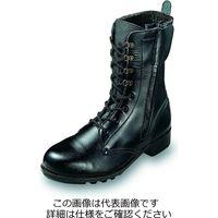 エンゼル チャック付安全長編靴(鋼脂先芯) EEE 30.0cm CH511-30.0 1足(直送品)