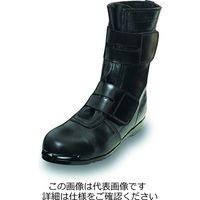 エンゼル 高所作業用長マジック安全靴(鋼製先芯) EEE 25.0cm 609-25.0 1足(直送品)