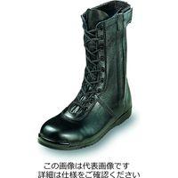 エンゼル 高所作業用安全長編靴(鋼製先芯) EEE 24.5cm CHS5800-24.5 1足(直送品)