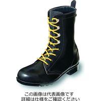 エンゼル 静電安全長編靴(鋼製先芯) EEE 27.0cm AS511P-27.0 1足(直送品)