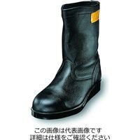エンゼル 舗装用耐熱半長靴(鋼製先芯) EEE 25.5cm AT311-25.5 1足(直送品)