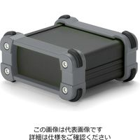 タカチ電機工業(TAKACHI) コーナーガード付アルミケース EXPシリーズ EXP24-11-29BG 1台(直送品)