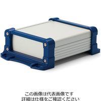 タカチ電機工業(TAKACHI) フランジ足付アルミケース アルミパネルタイプ EXPF20-10-25SN 1台(直送品)