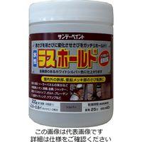 サンデーペイント 水性ラスホールド 200g シルバー 2002E1 1セット(1200g:200g×6缶)(直送品)