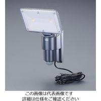 エスコ AC100V/17W LEDセンサーライト(防雨型) 1個 EA864C-51(直送品)