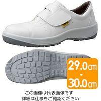 ミドリ安全 安全靴 MSN395 (マジックタイプ) 静電 ホワイト 大 30.0cm 1足 1404093403(直送品)