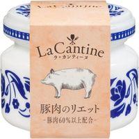 マルハニチロ ラ・カンティーヌ 豚肉のリエット 50g x12 0577001 1箱(12P入)(直送品)