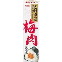 S&B エスビー 梅肉(無着色) 40g x10 1807227 1箱(10P入) エスビー食品(直送品)