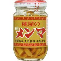 桃屋 メンマ 100g x12 1870001 1箱(12P入)(直送品)