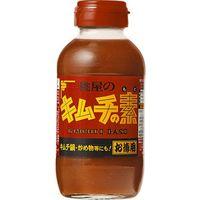桃屋 キムチの素 450g x6 1870007 1箱(6P入)(直送品)