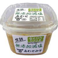 フンドーキン醤油 フンドーキン 生詰 無添加 減塩あわせ 850g x6 2056278 1箱(6P入)(直送品)