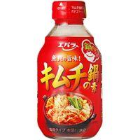 エバラ キムチ鍋の素 瓶 300ml x12 2908140 1箱(12P入) エバラ食品工業(直送品)